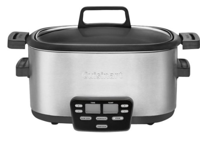 cuisanant 3-in-1 slow cooker