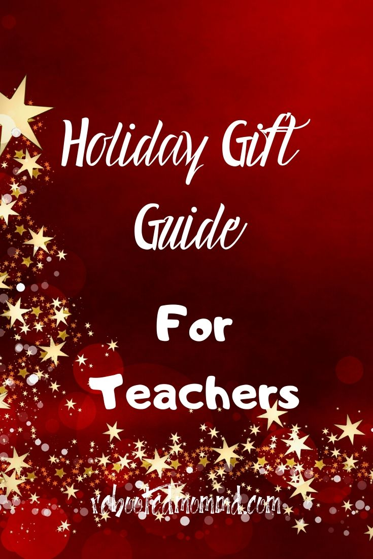 Holiday Gift Guide: For Teachers