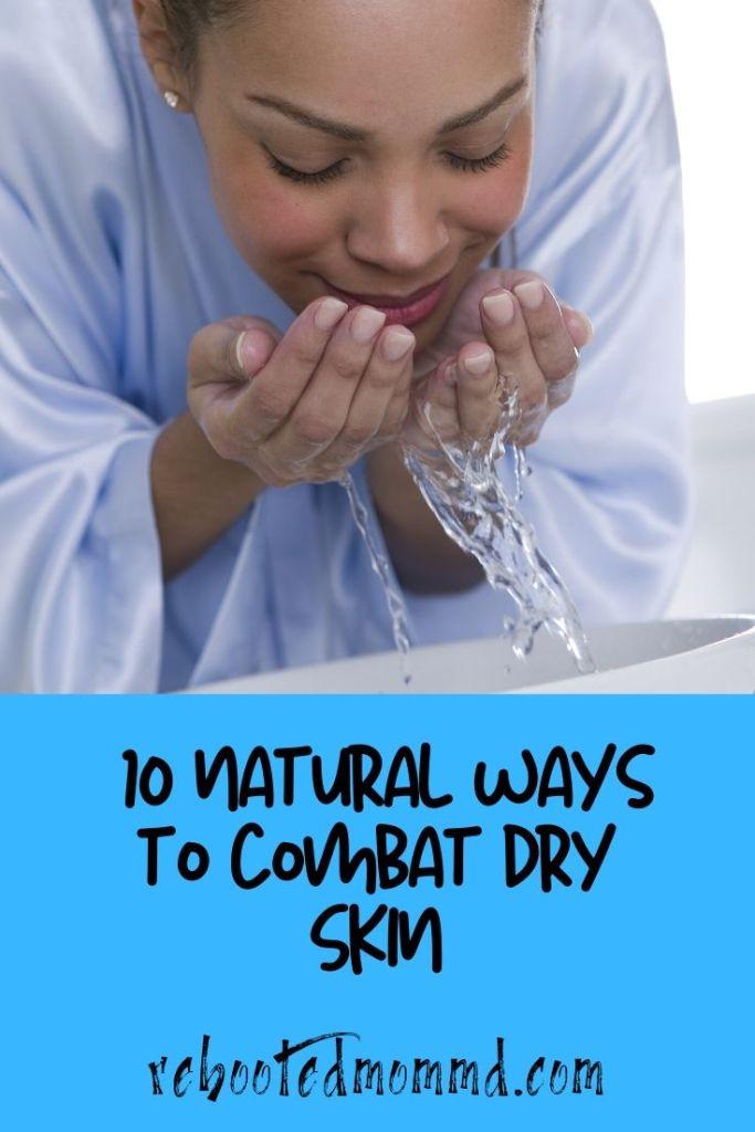 natural dry skin