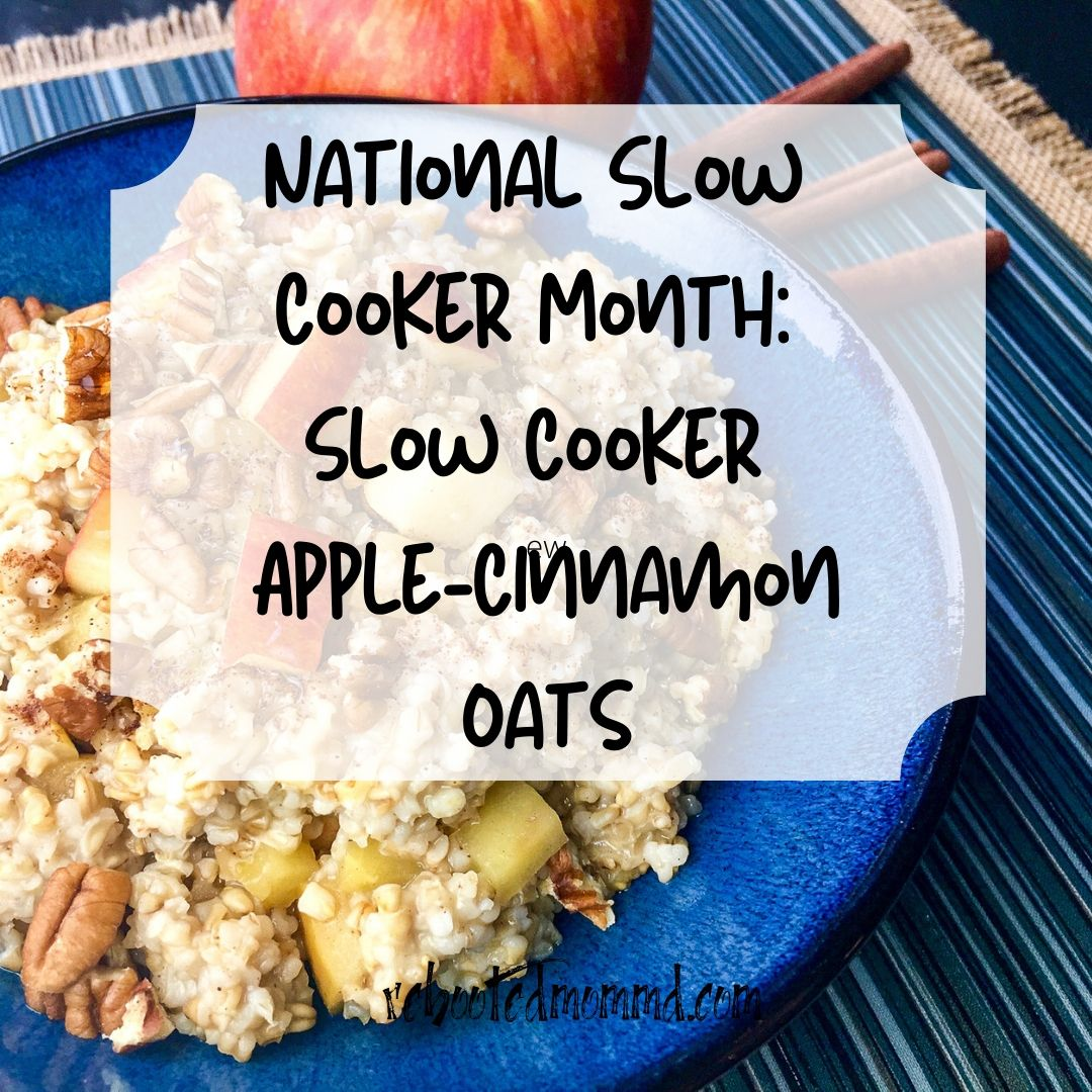apple cinnamon oats