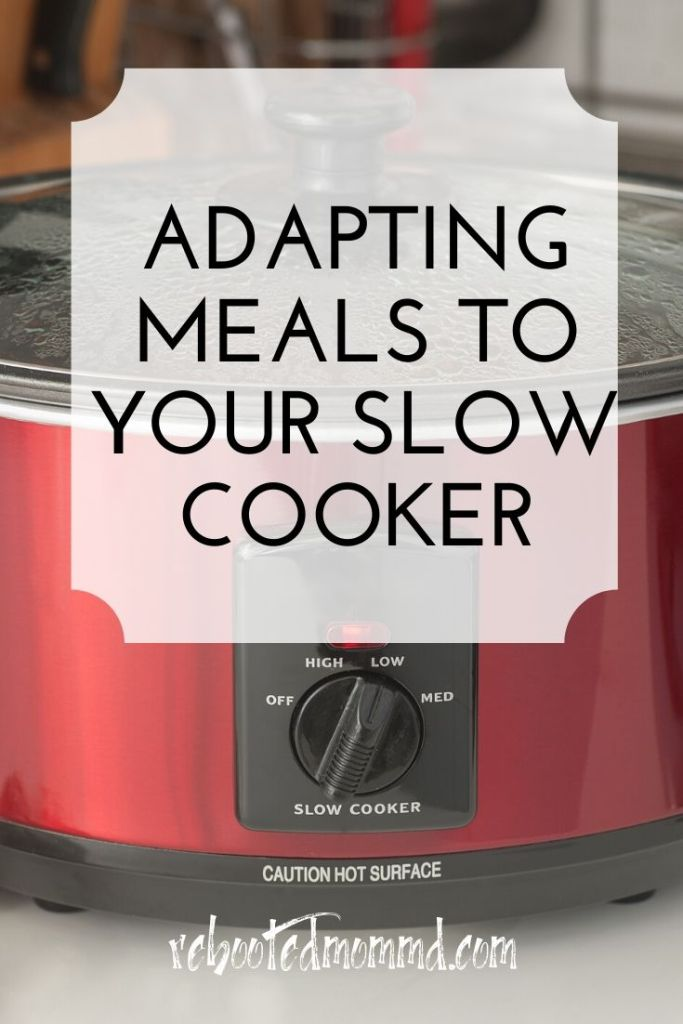 favorite meals to slow cooker