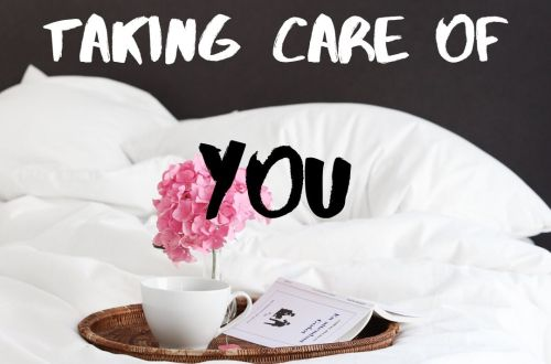 self care taking care of you