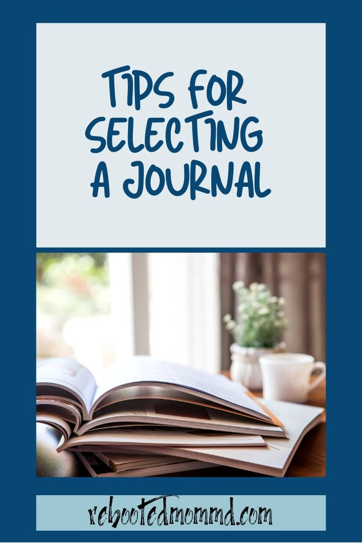 Buying a New Journal? What to Look For...