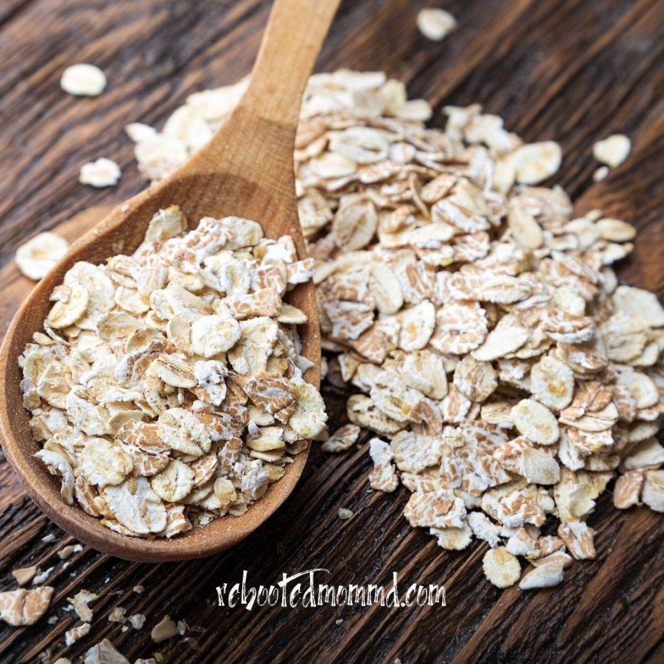 oatmeal dry skin