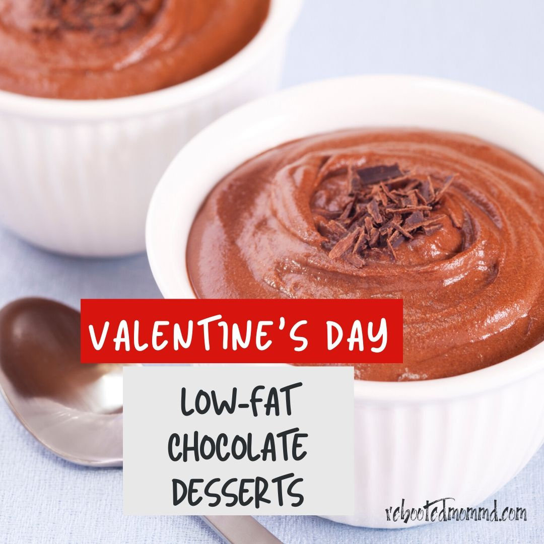 low cal valentines day desserts