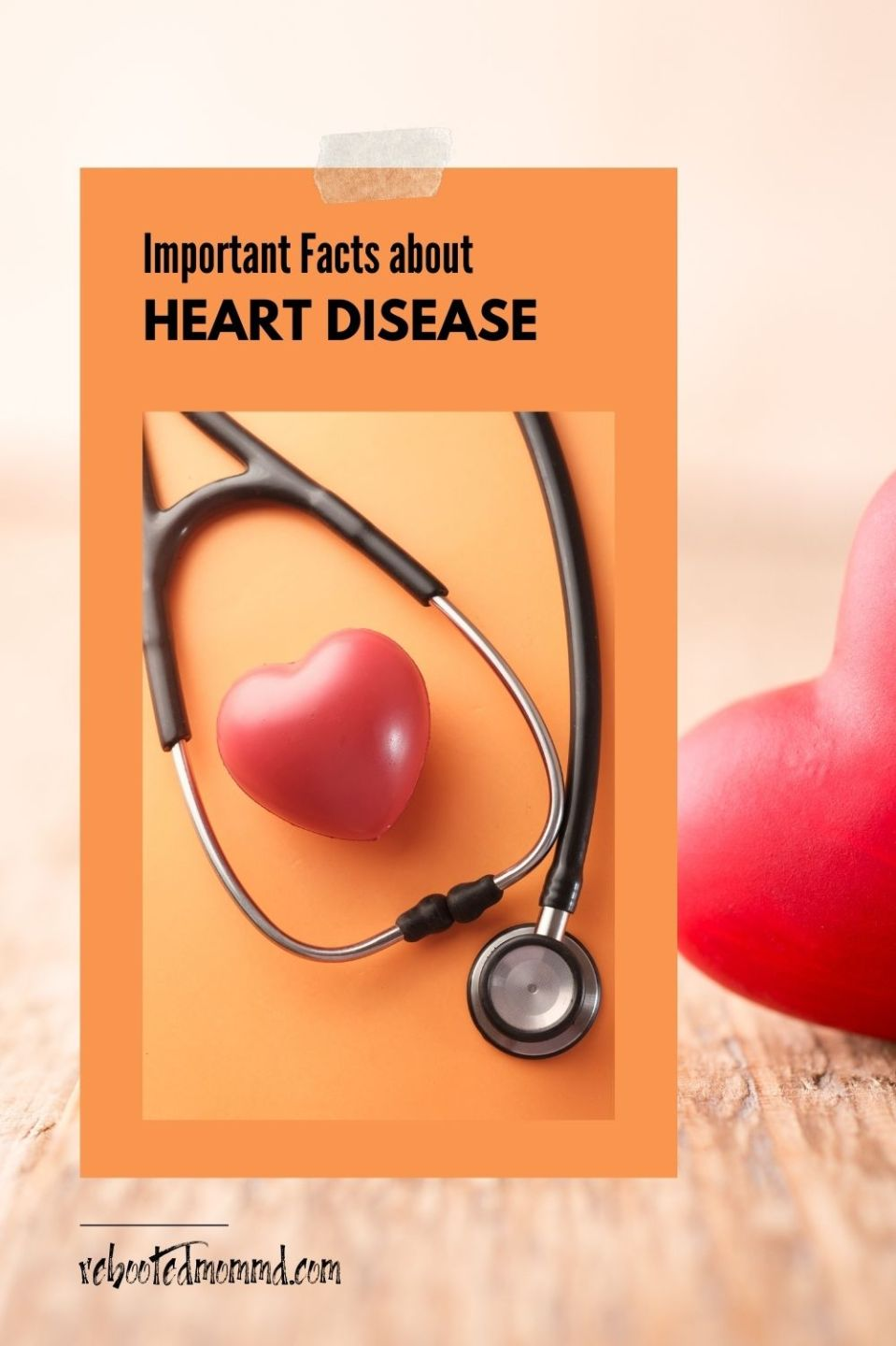 Important Facts About Heart Disease