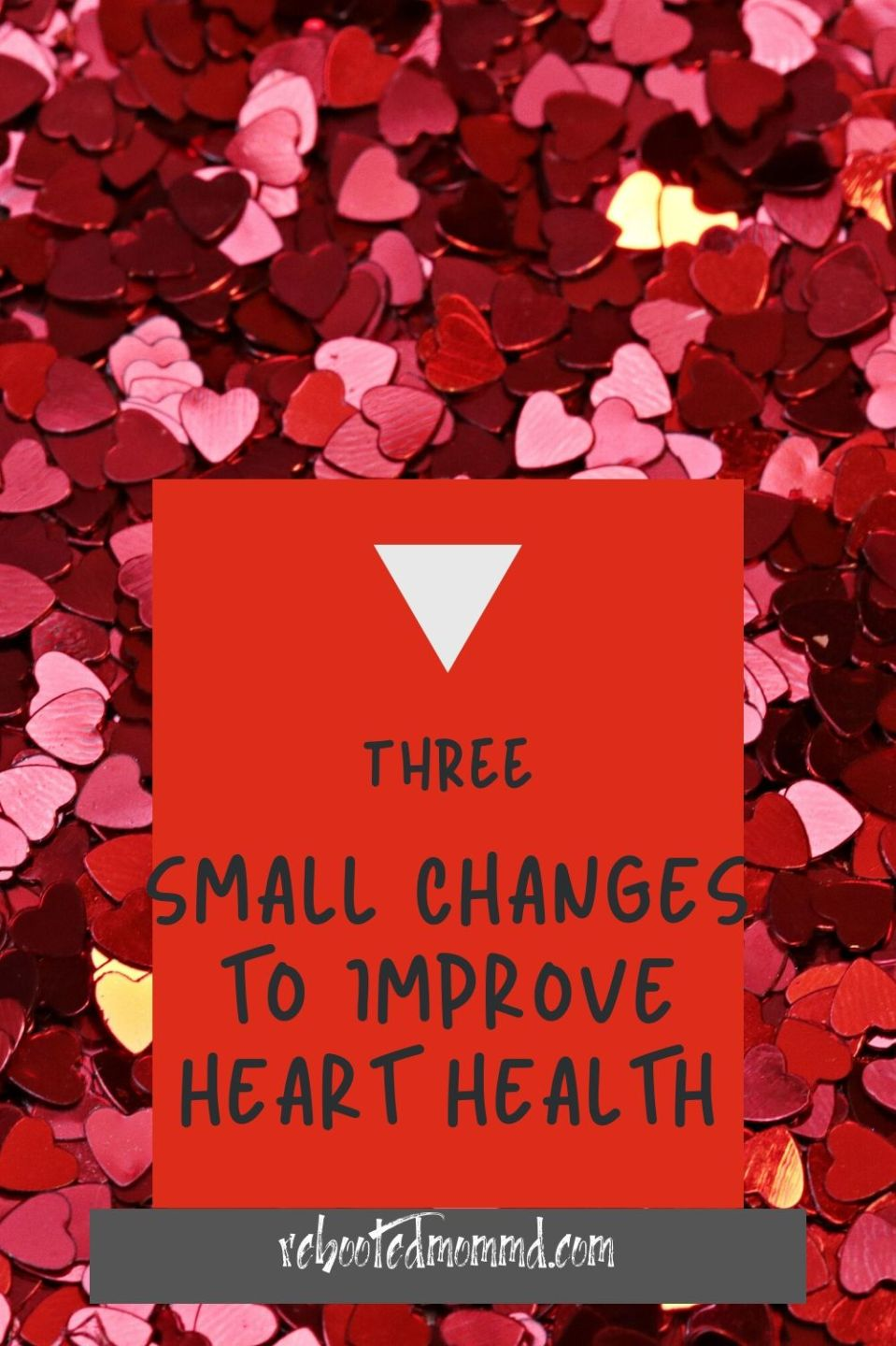 Small Changes to Improve Heart Health