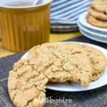 chinky peanut butter cookies