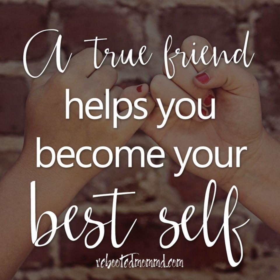 true friend joy