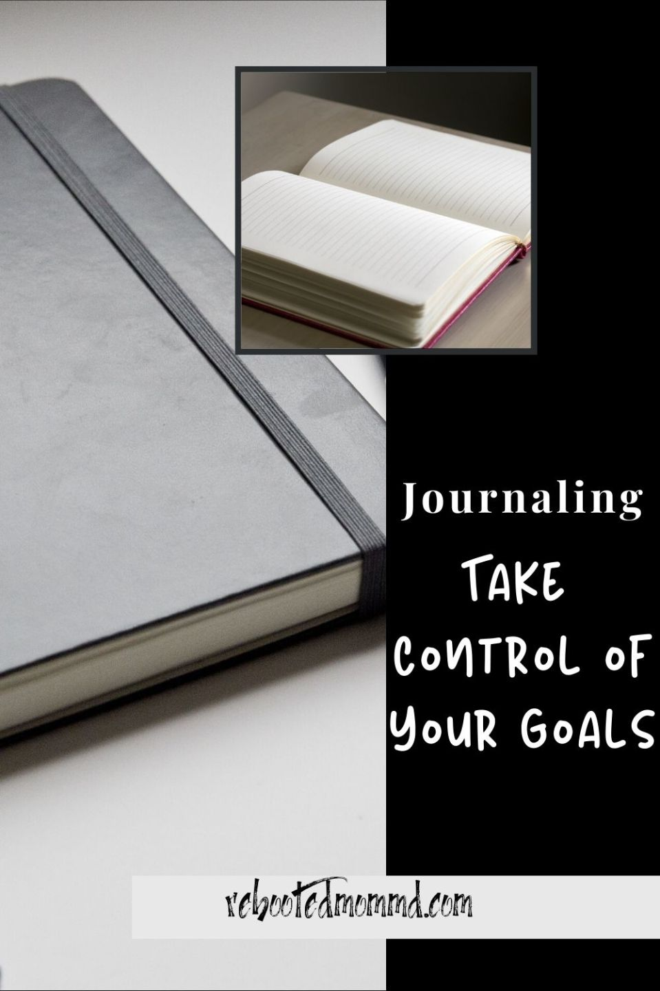 Take Control of Your Goals With Your Journal