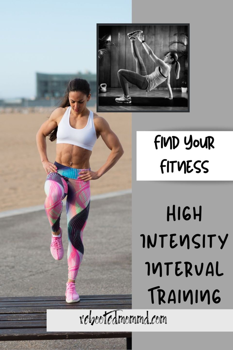 Find Your Fitness: HIIT