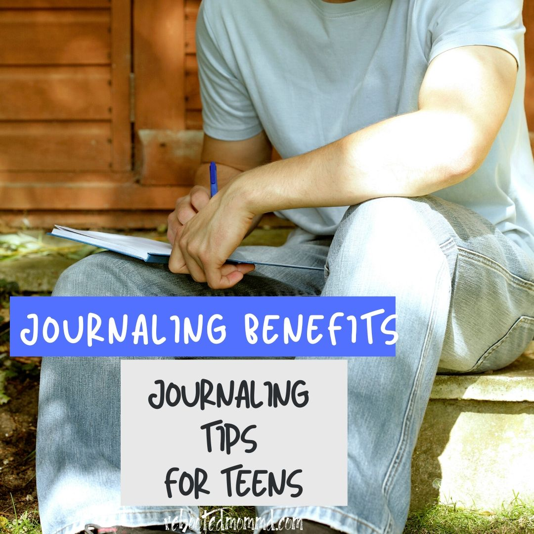 journaling for teens