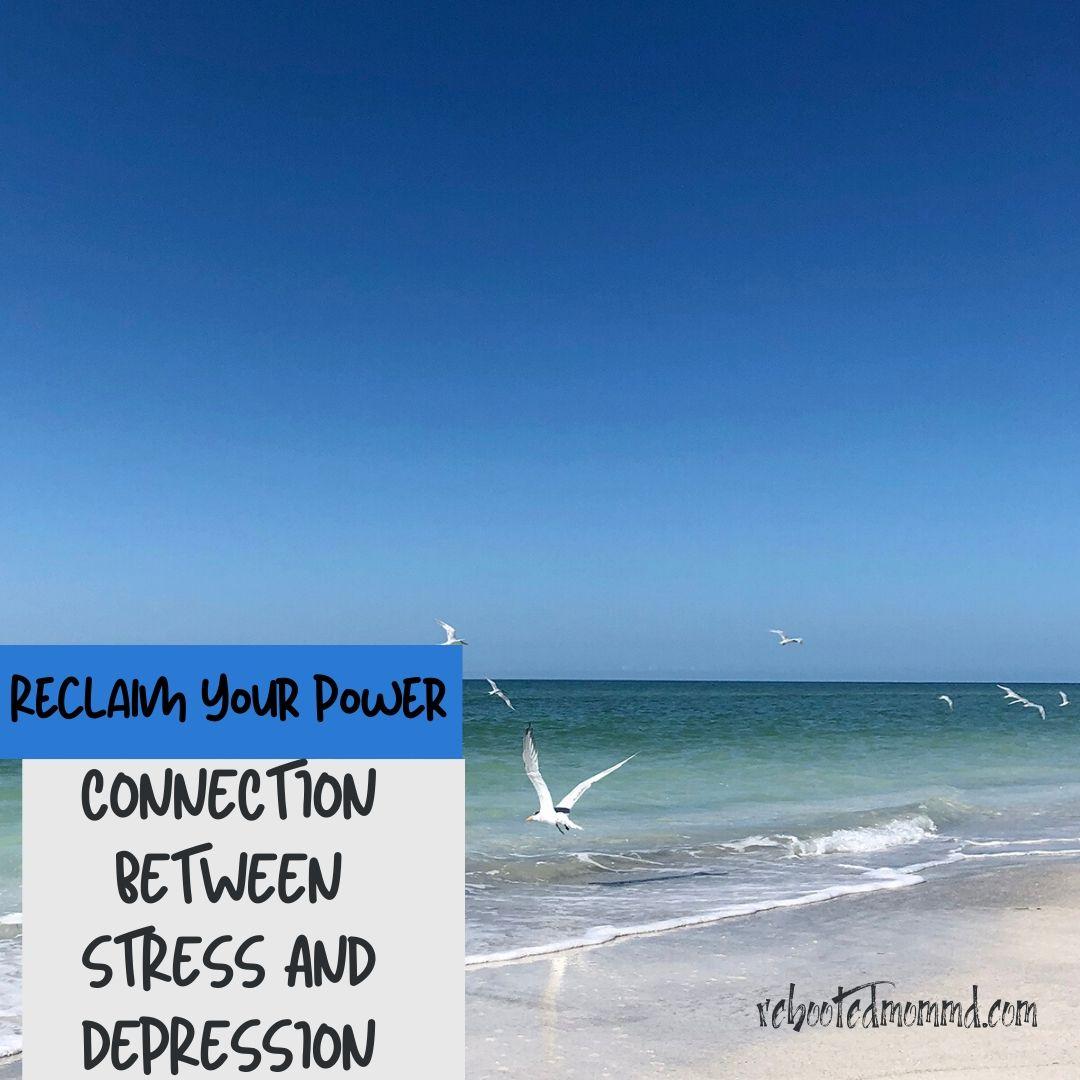 stress depression