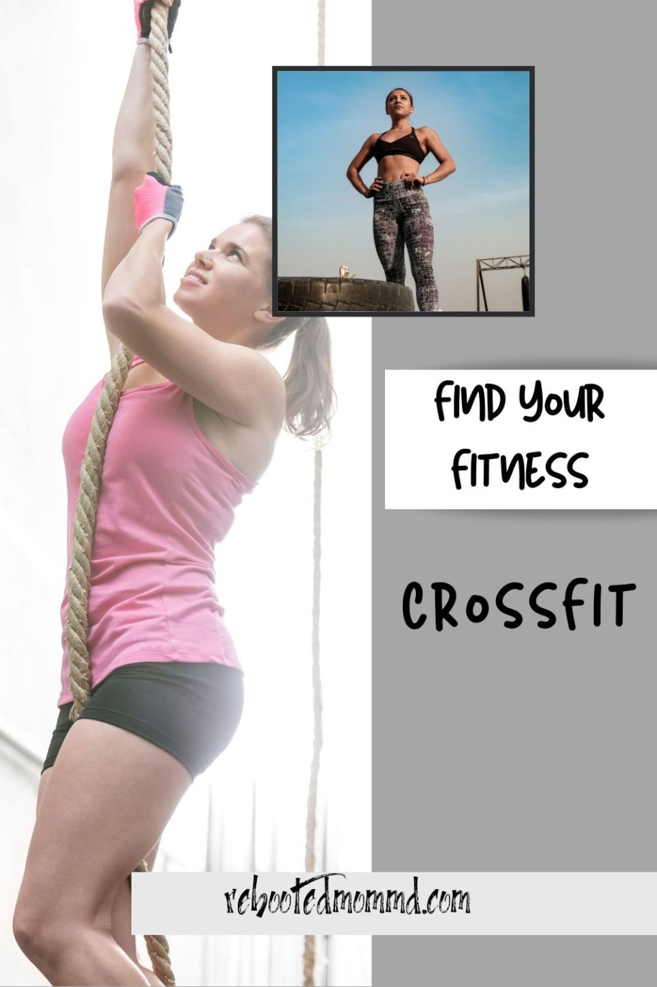 Find Your Fitness: CrossFit