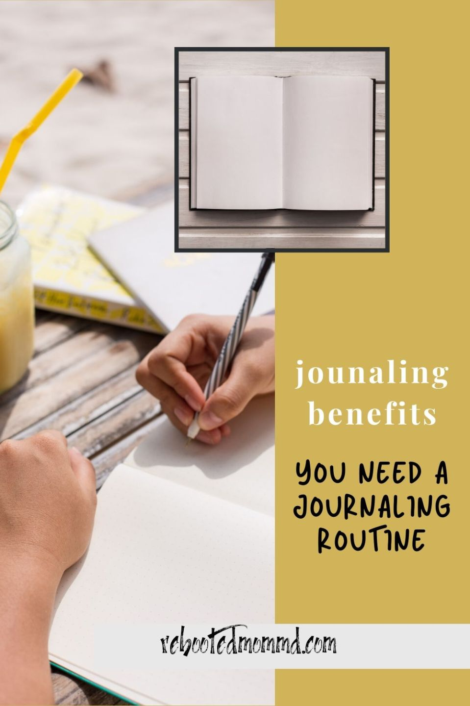 You Need Journaling Routines