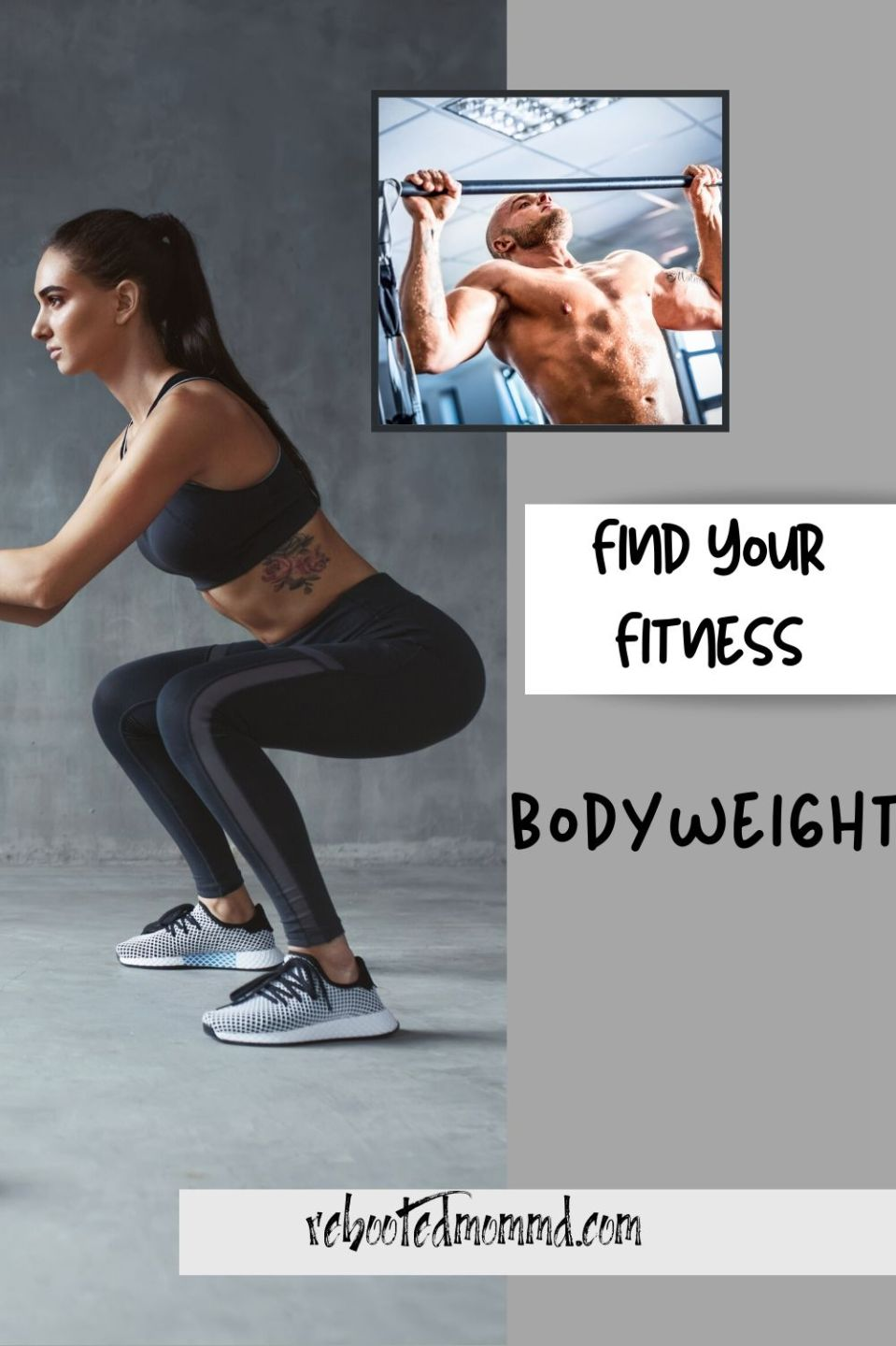 Find Your Fitness: Bodyweight Exercises