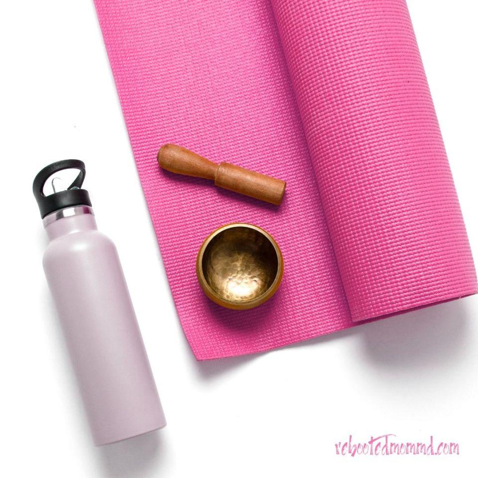 flexibility mat yoga for fitness