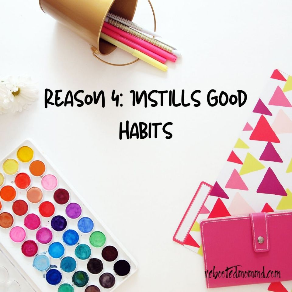 good habits daily routine