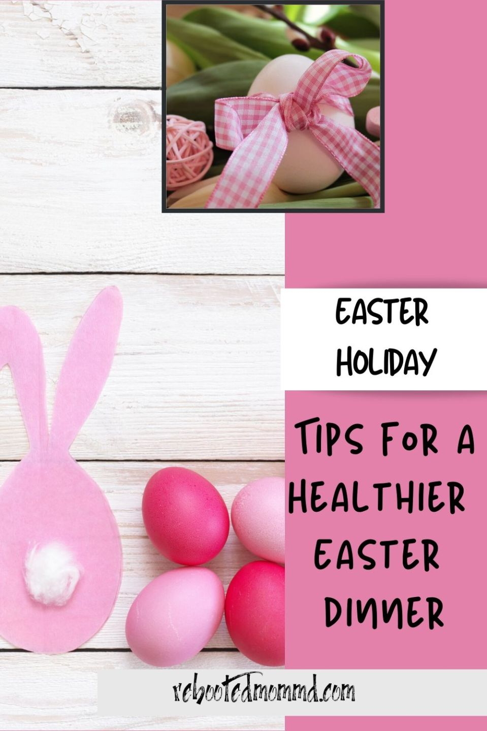 How to Have a Healthier Easter Dinner