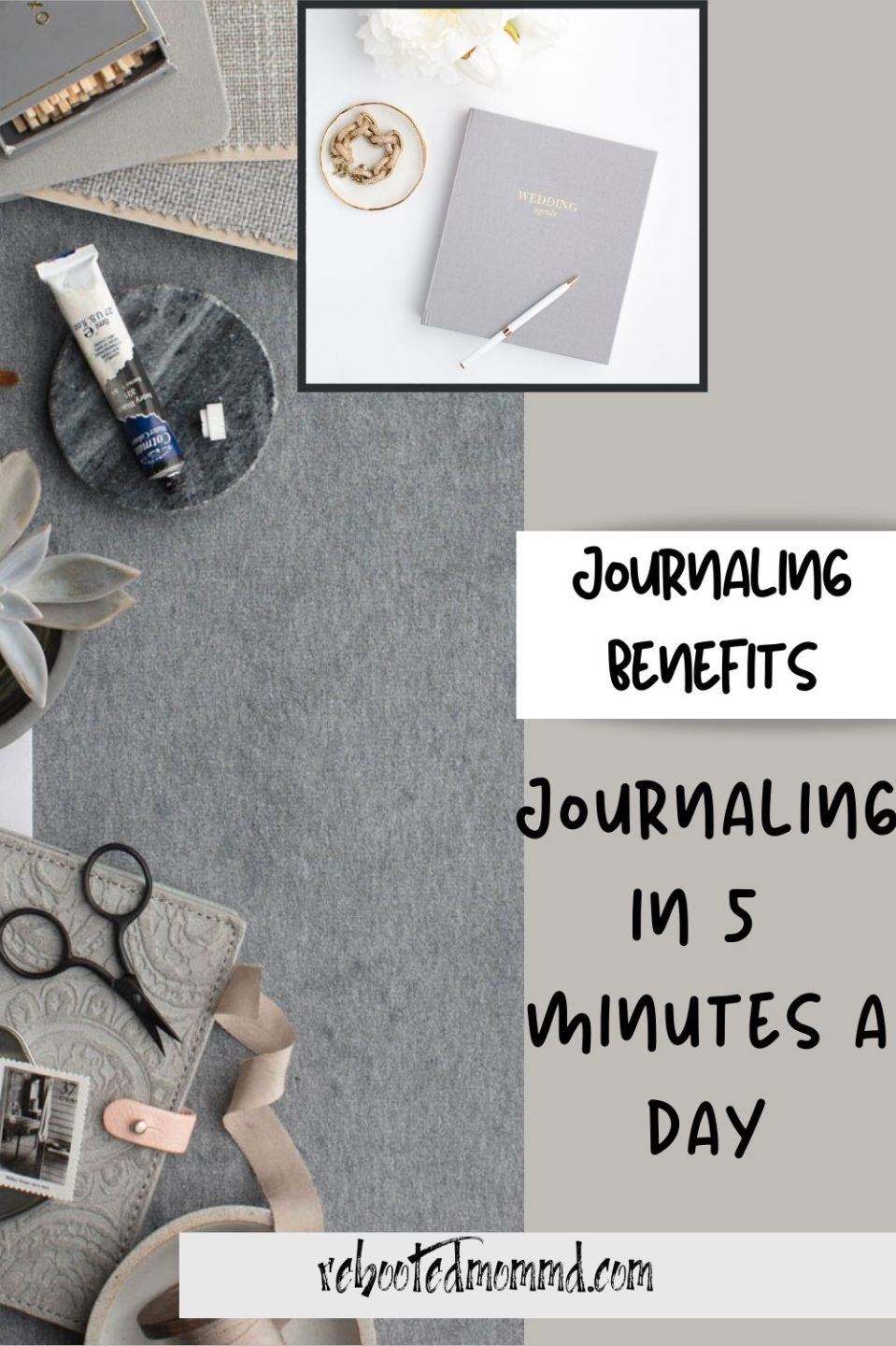 How to Journal in Just 5 Minutes a Day