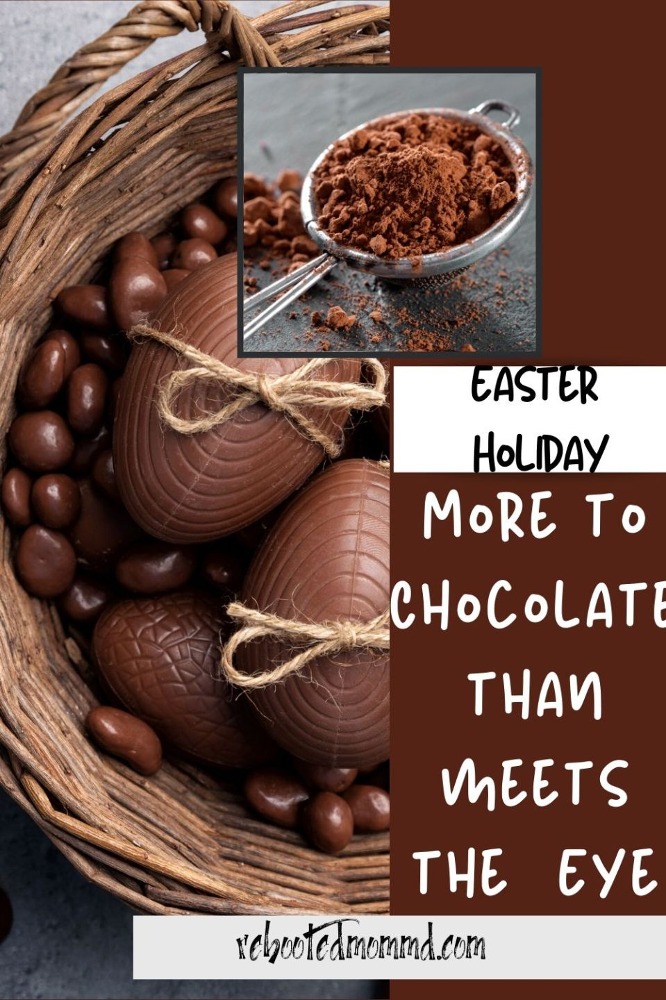 More to Chocolate Than Meets the Taste Buds