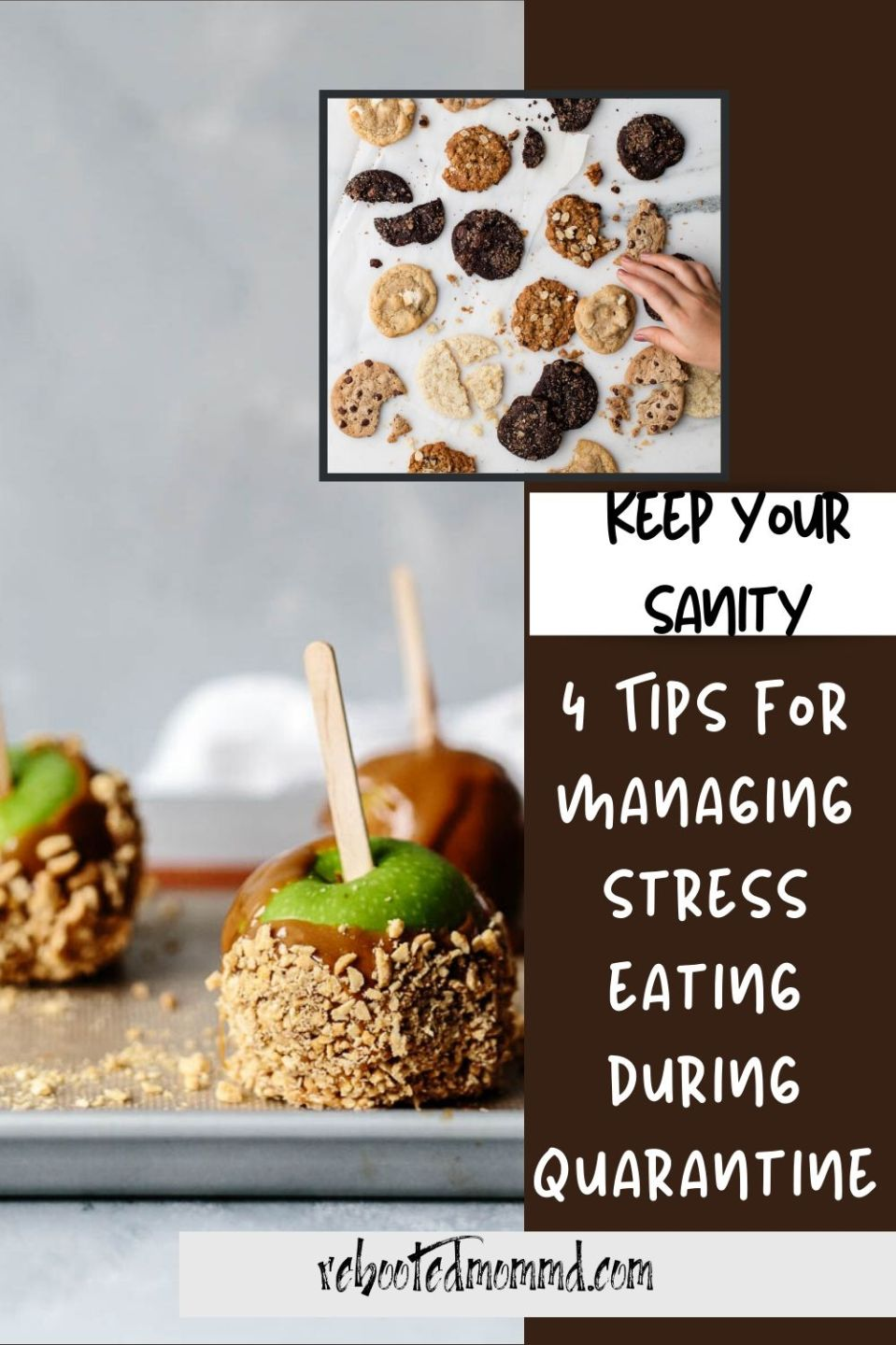 Stress Eating During Quarantine? 4 Tips to Help