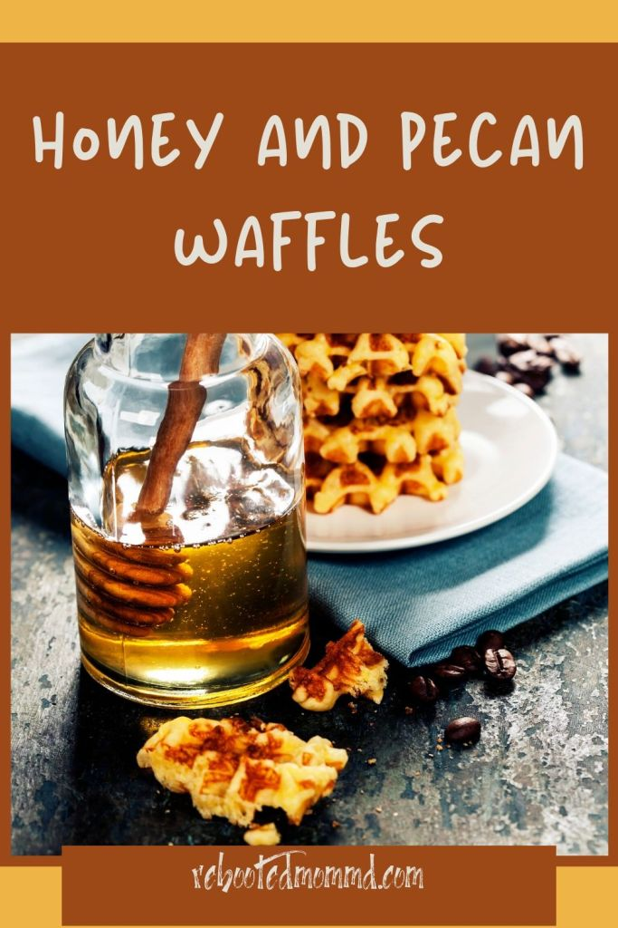 honey pecan waffles
