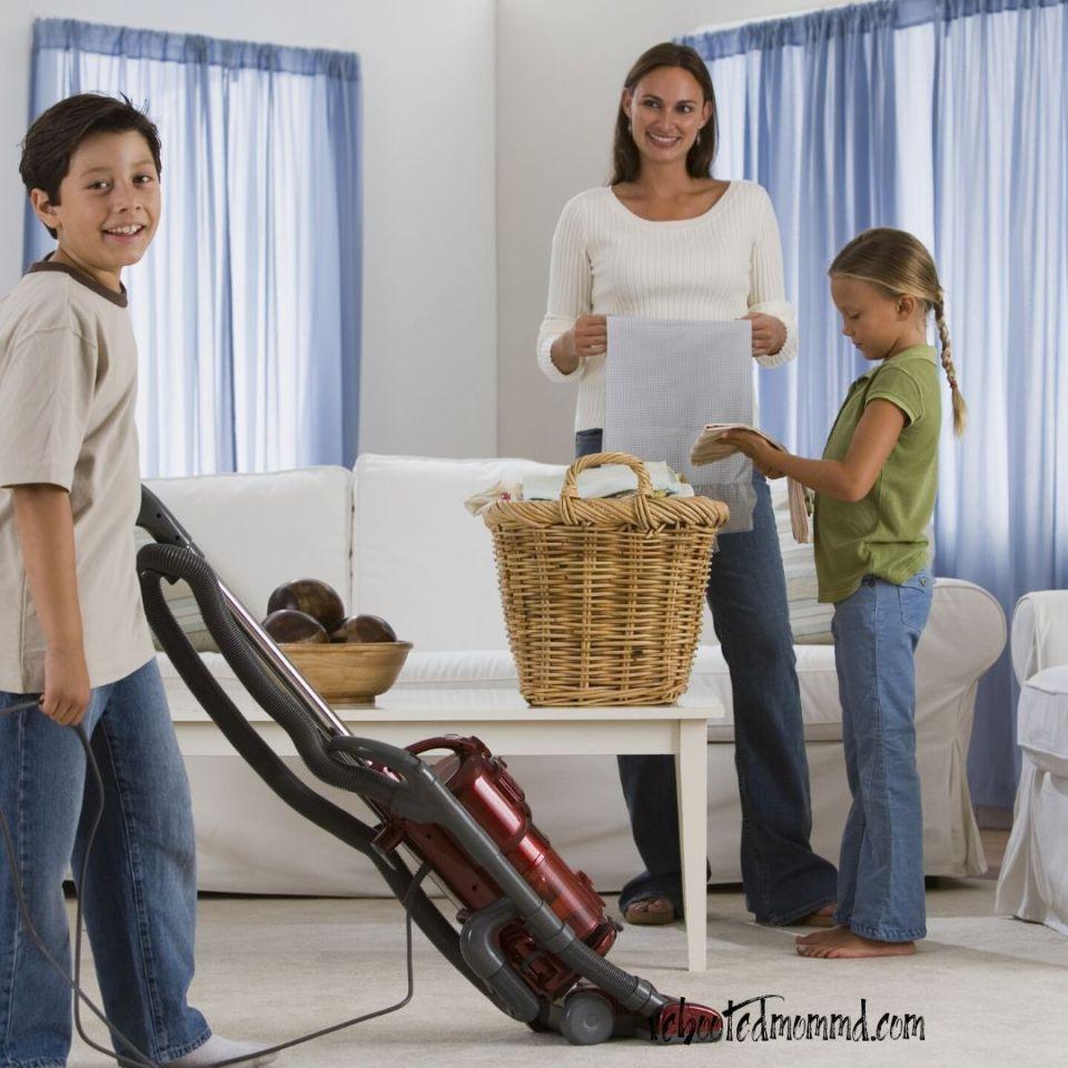vacuum life skills