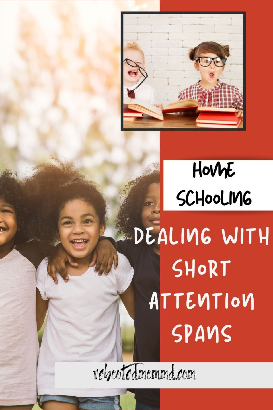 Homeschooling: How to Cope with Waning Attention Spans