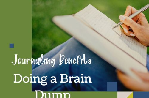 journaling brain dump