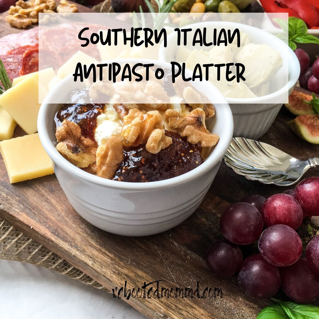 southern italy antipasto