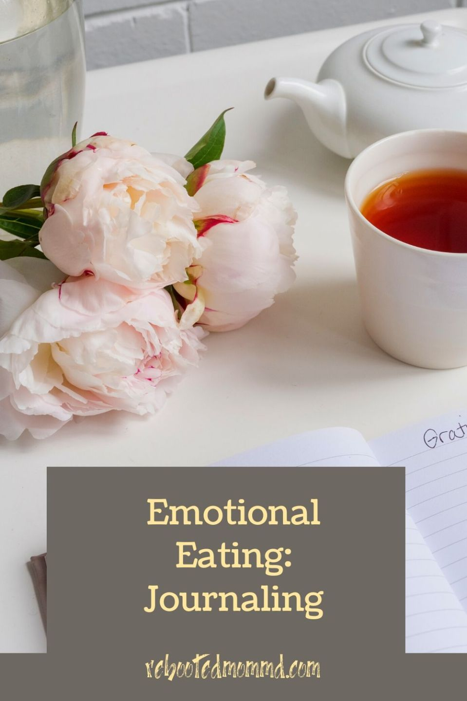 Why You Should Journal if You Are an Emotional Eater