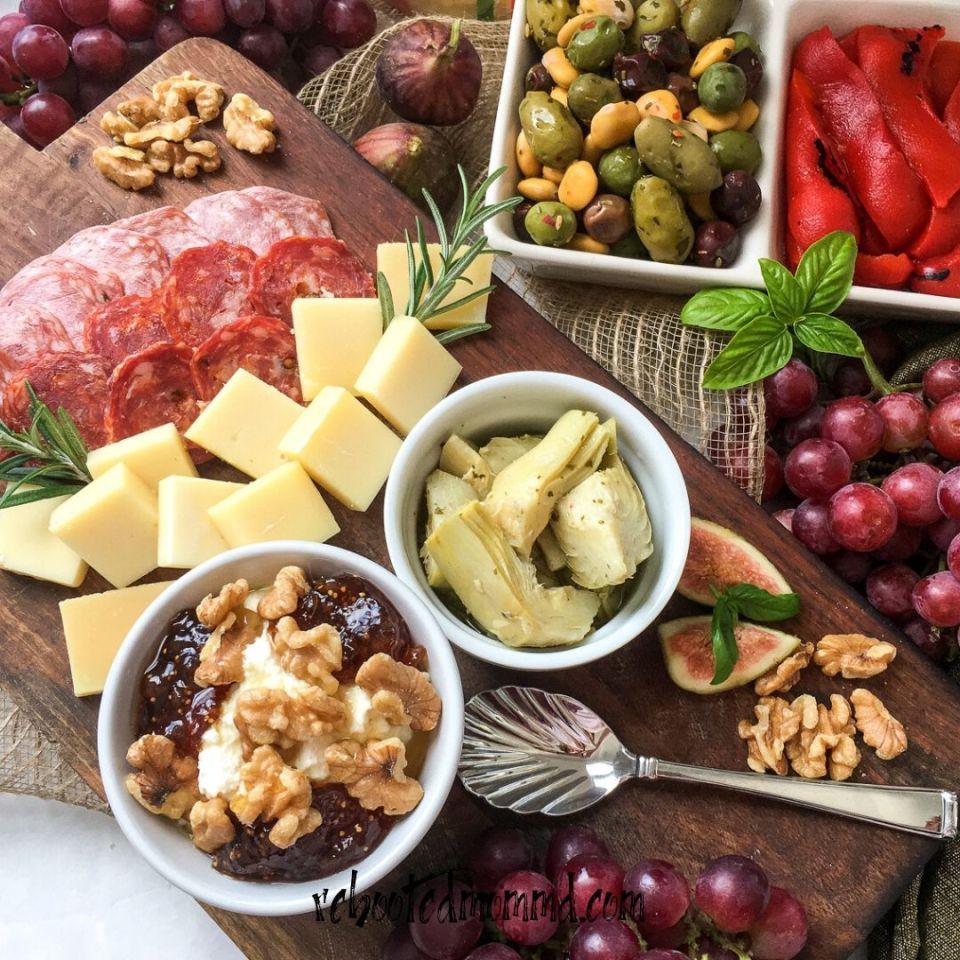 southern italian antipasto