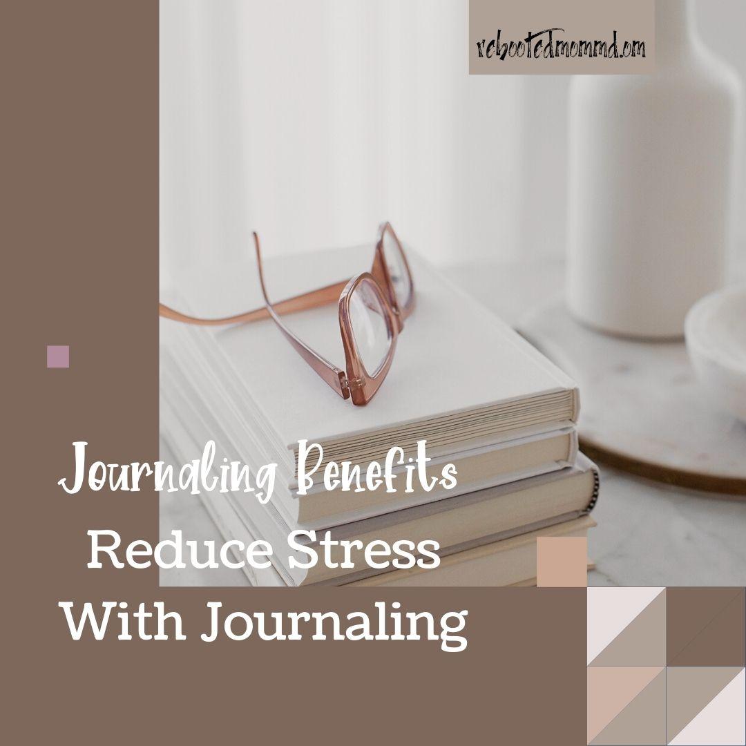 stress journaling