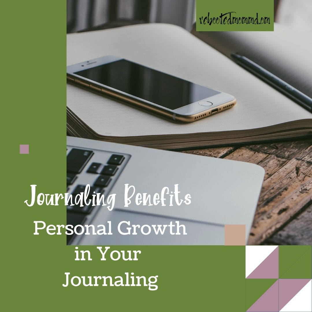 personal growth journaling