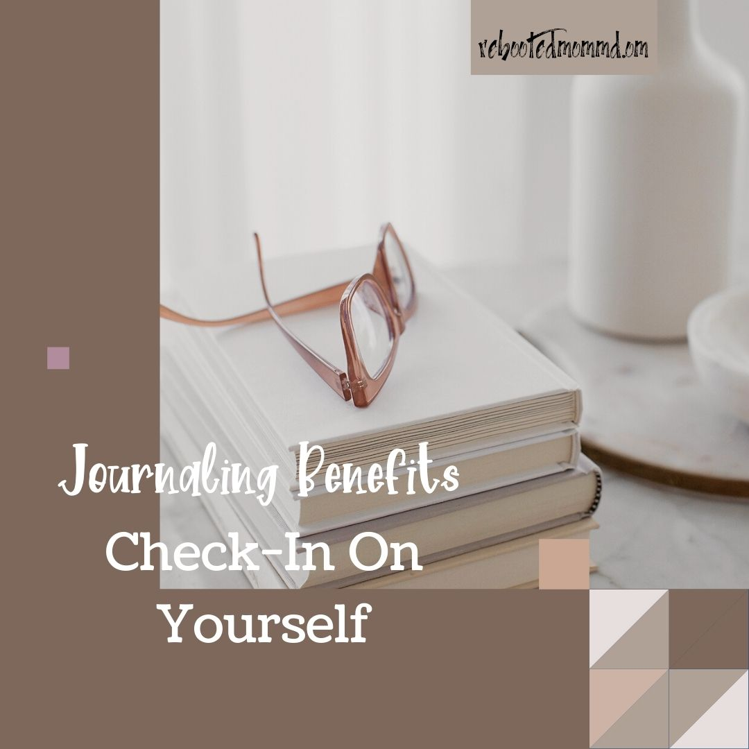 check in on yourself journaling