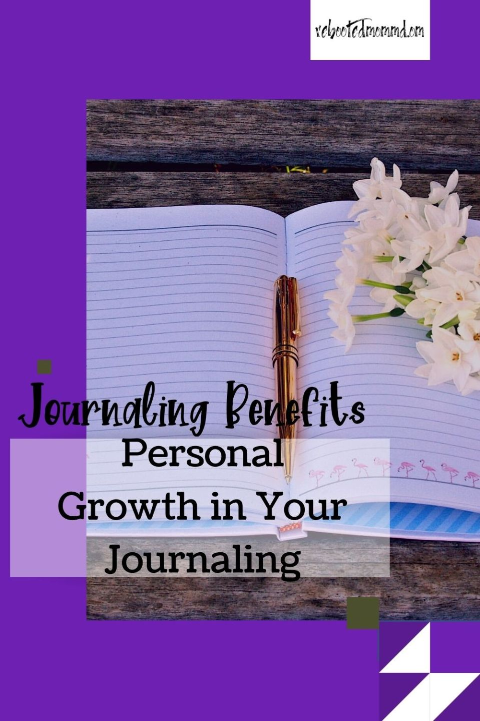 Personal Growth Questions to Help as You Journal