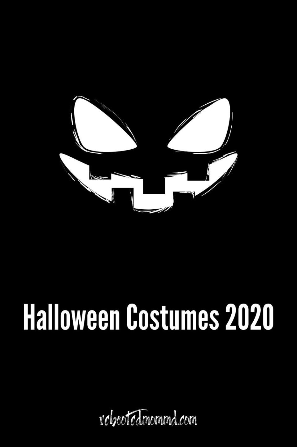Halloween Costumes for the Year 2020