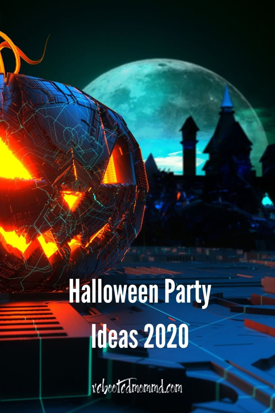 How to Have a Halloween Party 2020