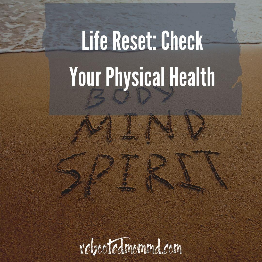 physical reset