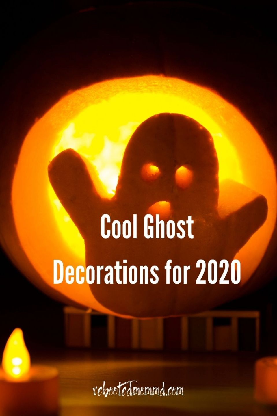 Halloween: Cool Ghost Decorations for 2020