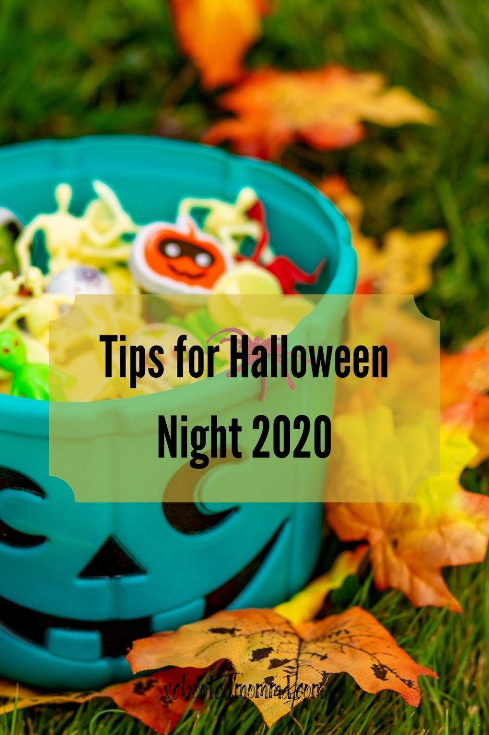 Tips for Halloween Night 2020