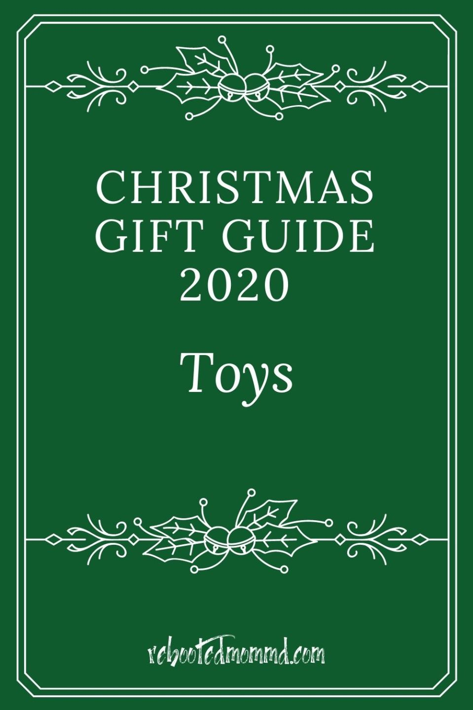 Christmas Gift Guide 2020: Toys
