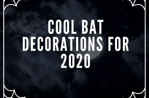 bat decorations