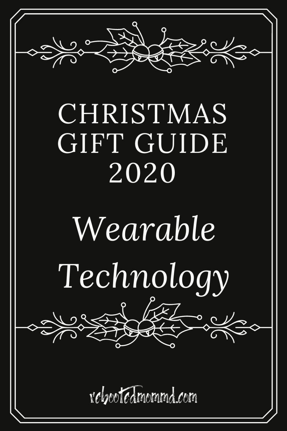 Christmas Gift Guide 2020: Wearable Technology