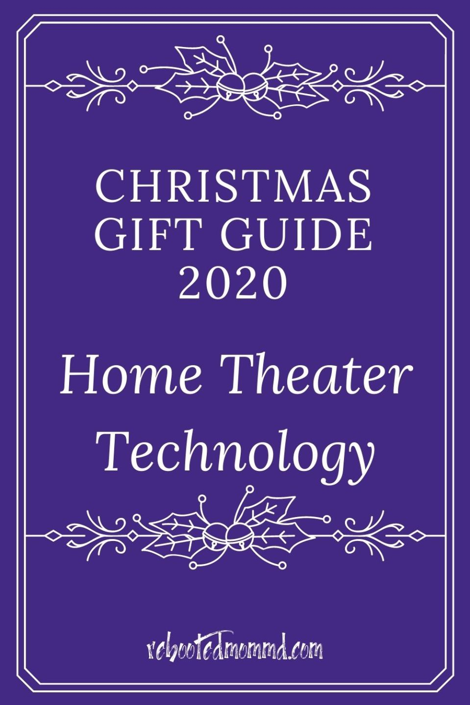 Christmas Gift Guide 2020: Home Theater Technology