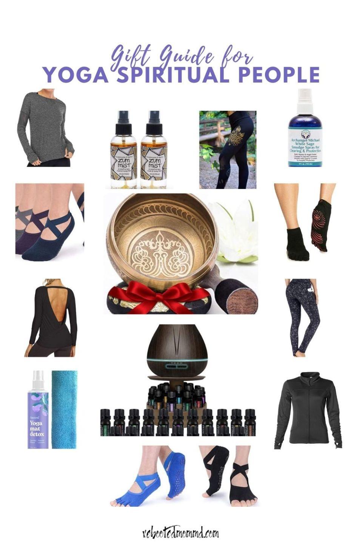 4 Great Yoga Spiritual Gifts