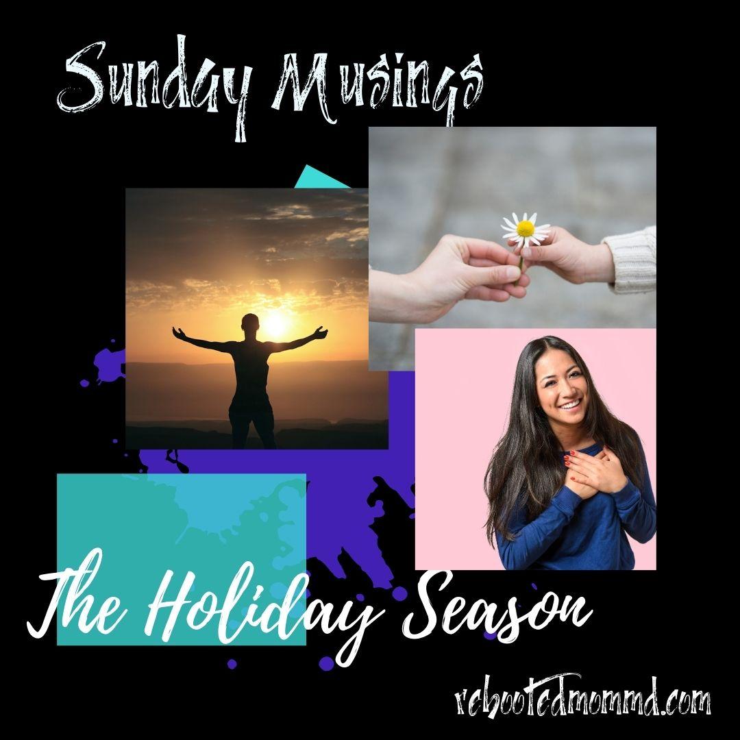Sunday Musings gratitude