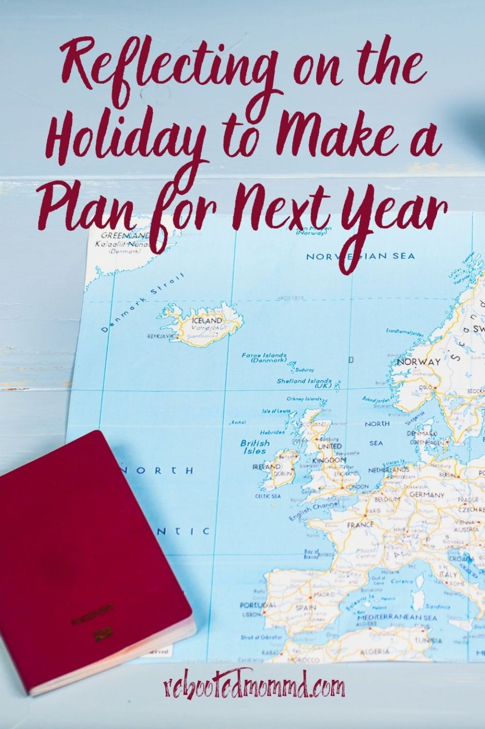 New Year, New You- Reflecting on the Holiday to Make a Plan for Next Year