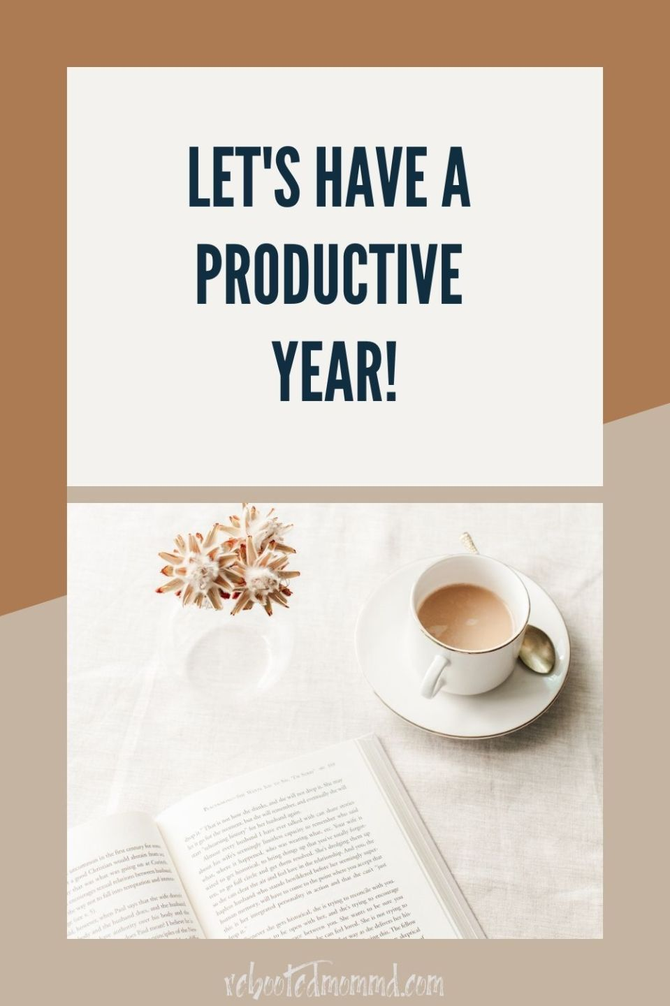 How to Have a Productive Year